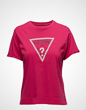 GUESS Jeans S Rn Triangle Studs Tee