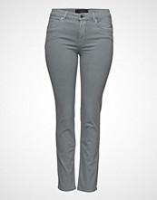 Violeta by Mango Slim-Fit Julia Jeans