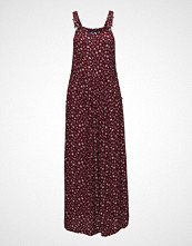 Superdry Festival Dungaree Maxi Dress
