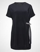 Violeta by Mango Striped Bow Dress