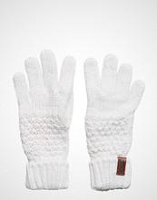 Superdry Nebraska Glove Hansker Creme SUPERDRY