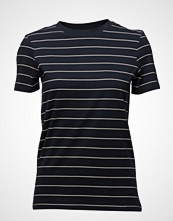 Selected Femme Sfmy Perfect Ss Tee - Thin Stripe Noos