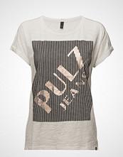 Pulz Jeans Eclipse Wing Sl. T-Shirt