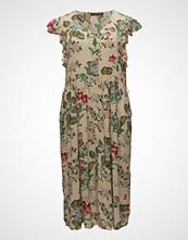 Violeta by Mango Printed Long Dress