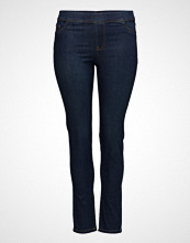 Violeta by Mango Dark Wash Massha Jeggings