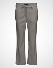 Fiveunits Clara 495 Crop, Bit Wool, Pants