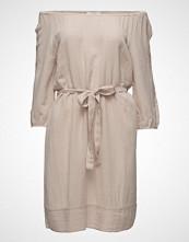 Cream Fiorella Dress