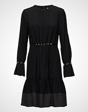3.1 Phillip Lim Ls Pintuck Dress W Silk Ties