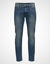 Calvin Klein Slim Straight - Karna Blue