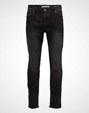 Mango Man Slim-Fit Black Tim Jeans