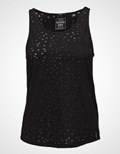 Superdry Essential Pocket Tank T-shirts & Tops Sleeveless Svart SUPERDRY