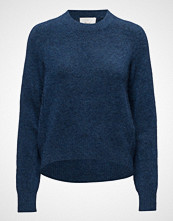 3.1 Phillip Lim Inset Shoulder High Low Pullover