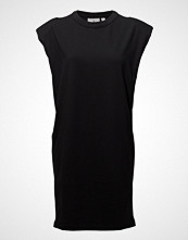 Cheap Monday Kick Dress Syntax Logo Kort Kjole Svart CHEAP MONDAY
