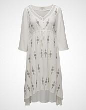 Cream Valie Dress