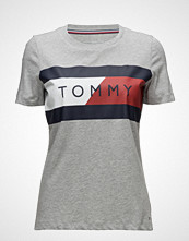 Tommy Hilfiger Th Ath Elenor C-Nk Tee Ss