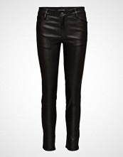 Raiine Colton Pants Skinny Jeans Svart Raiine