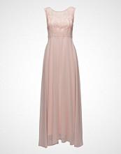 Cream Arabella Long Dress
