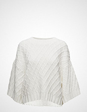 Selected Femme Sfivy 3/4 Knit O-Neck