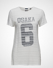 Superdry Osaka 6 Long Line Tee