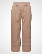 Pulz Jeans Gloria Pant Ankle Length Vide Bukser Rosa PULZ JEANS