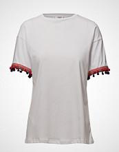 Mango Tassels Cotton T-Shirt