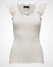 Rosemunde Silk Top Regular W/Wide Lace