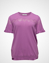 Violeta by Mango Fine-Knit T-Shirt
