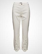 Violeta by Mango Slim Crop Trocky Jeans