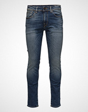 Selected Homme Shnslim-Leon 1428 Mid.Blue St Jeans Sts