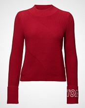 Tommy Jeans Tjw Diagonal Stitch Sweater