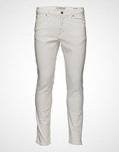 Mango Man Slim-Fit White Partrick Jeans