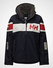 Helly Hansen W Salt Flag Jacket Jakke Blå HELLY HANSEN