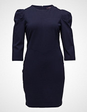 Violeta by Mango Puffed Sleeves Dress