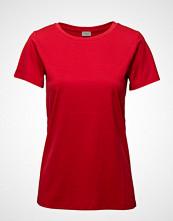 Marella Lisa T-shirts & Tops Short-sleeved Rød MARELLA
