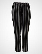 Violeta by Mango Printed Baggy Trousers