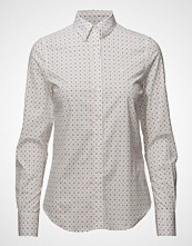 Gant O1. Stretch Broadcloth Polkadot Shi