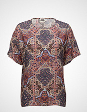 Twist & Tango Thilda Blouse T-shirts & Tops Short-sleeved Multi/mønstret TWIST & TANGO