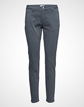 Selected Femme Slfingrid Mr 2 Chino Ombre Blue Noos W