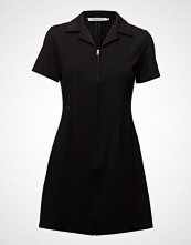 Calvin Klein Short Sleeve Milano Diner Dress