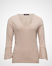 Violeta by Mango Pearls Neckline Sweater