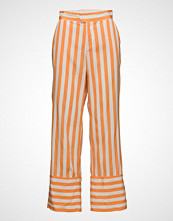 Custommade Rubi Vide Bukser Oransje CUSTOMMADE