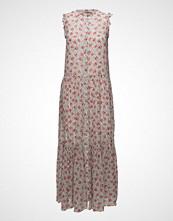 Tommy Jeans Tjw Floral Print Maxi Dress
