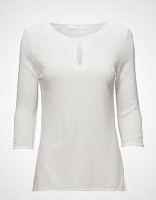 BOSS Business Wear Epina T-shirts & Tops Long-sleeved Hvit BOSS BUSINESS WEAR