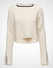 3.1 Phillip Lim Ls Sweater W Btn Dtl