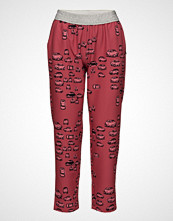 Coster Copenhagen Pants W. Roadtrip Print