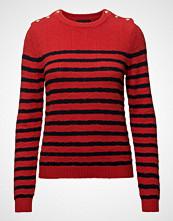 Stella Nova Cotton/Wool Strikket Genser Multi/mønstret STELLA NOVA