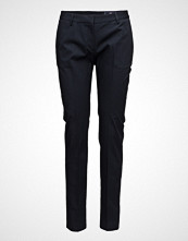 Lexington Clothing Blake Narrow Leg Pants Bukser Med Rette Ben Blå LEXINGTON CLOTHING
