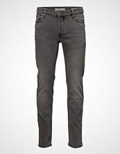 Mango Man Slim-Fit Light Grey Tim Jeans