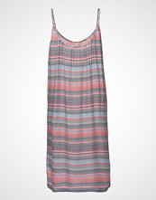 Saint Tropez Waved Stripes P Strap Dress