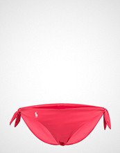 Polo Ralph Lauren Swimwear Modern Solids Clean Finish Tie Side Hipster
